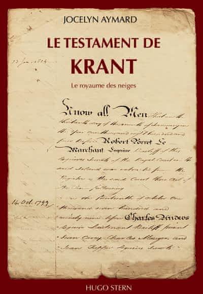 Le testament de Krant 1